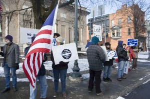 Saratoga Springs Saturday Peace Vigil