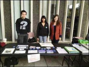 UAlbany Members Tabling October 2012